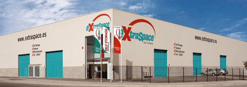 extraspace sede central